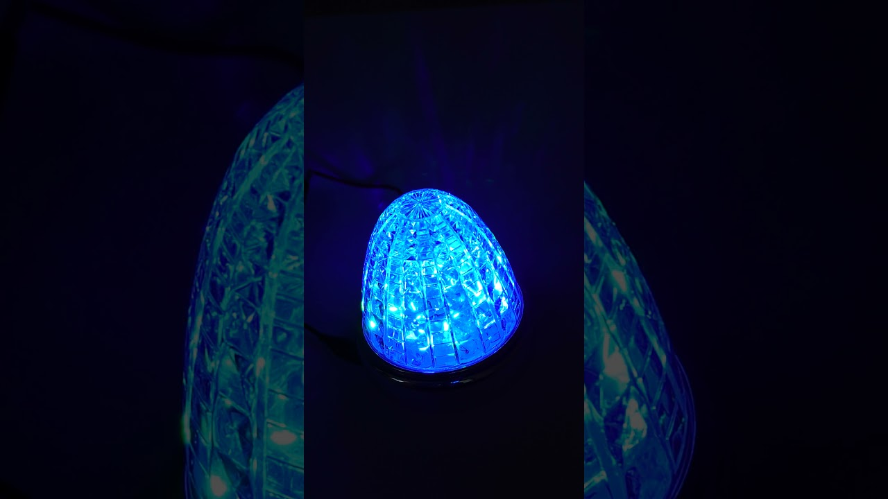 LSL-241RGB激光スローイリュージョンマーカーランプRGBの点灯動画