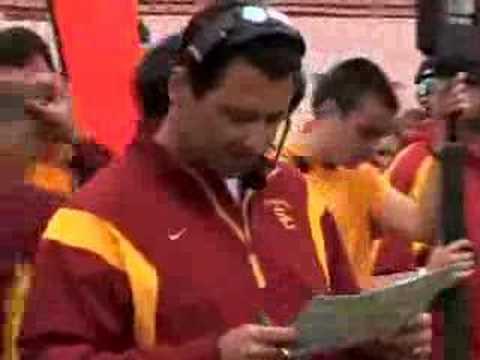 Coach Sarkisian Mic'd Up Preview