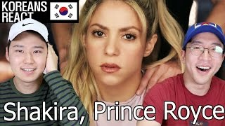 Prince Royce, Shakira - Deja vu KOREAN Reaction!