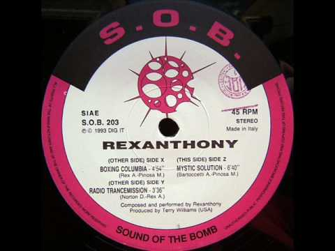 REXANTHONY - Boxing Columbia