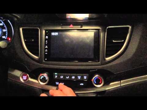 Honda crv 2015 mirrorlink while driving i phone android