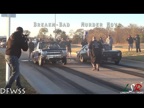 OG DFW Small Tire Cash Days 2017!  REAL STREET RACING ACTION!!!