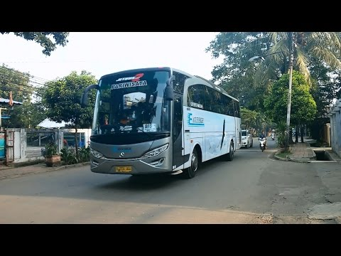 8 unit Eagle High Jetbus HD & Jetbus 2 HD konvoi