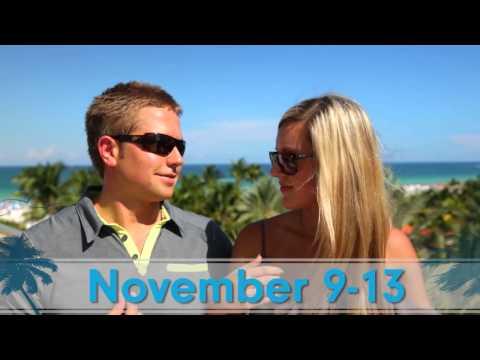 The HopRocket Launch Trip Bahamas Cruise! November 9 13 HD