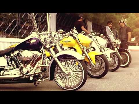 Caspian Motorcycle Festival & Azerbaijan Bikers 2017
