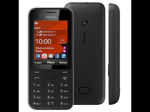 Nokia 208 3G Dual Sim