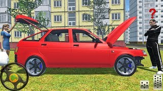 Driver Simulator - Fun Games For Free - Car Game Android gameplay