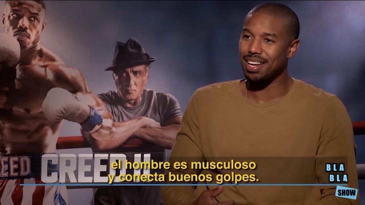 """Download Entrevista con el elenco de la cinta """"Creed II """""""