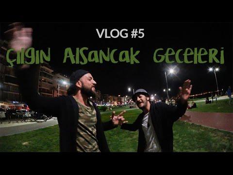 İzmir | Çılgın Alsancak Geceleri - VLOG #5