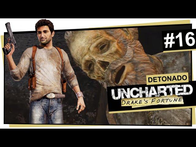 Uncharted #16 - A sala do tesouro / Uncharted: Drake\'s Fortune (Português)