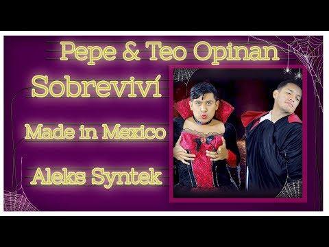 Sobreviví La Serie | Made In Mexico | Daniela Castro | Lindsay Lohan | Aleks Syntek | Pepe & Teo