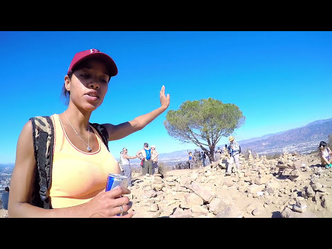 FROM RUSSIA TO LOS ANGELES, CALIFORNIA - VENICE BEACH - HIKING TO WISDOM TREE - BEVERLY HILLS