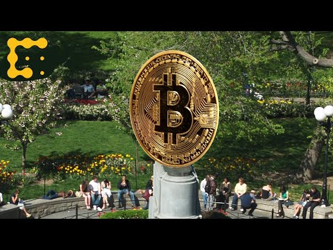 Satoshi Square - How Bitcoin Took Over a Park, and Then the