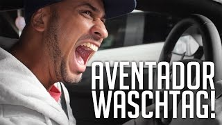 JP Performance - Lamborghini Aventador Waschtag!