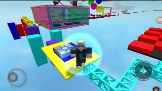 Easy and difficult Track-Roblox