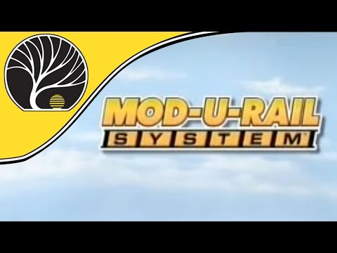 Mod-U-Rail Layout System – Model Scenery | Woodland Scenics