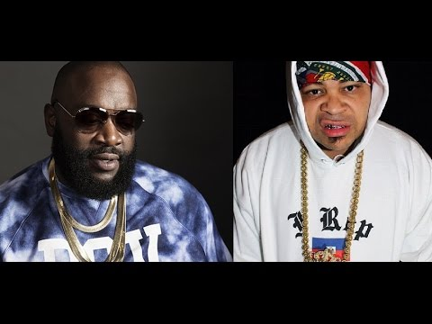 Haitian Fresh Challenges Rick Ross To Fight For A Million Dollars. Rick Ross Responds.