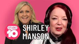 Garbage Lead Singer Shirley Manson Spills On Brand New Album | Studio 10