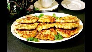 Рыбные Котлеты с сыром! Рубленные котлеты Нежные и Сочные