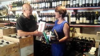 Fareham Wine Cellar Champagne Taittinger FIFA Adidas Brazuca Match Ball Draw