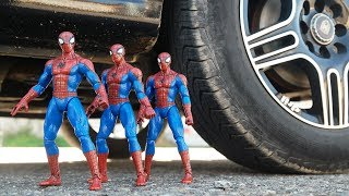 - CAR VS SPIDER MAN SPIDER MAN SPIDER MAN