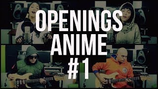 Mix Openings Anime #1 [ESP/JAP] Covers!