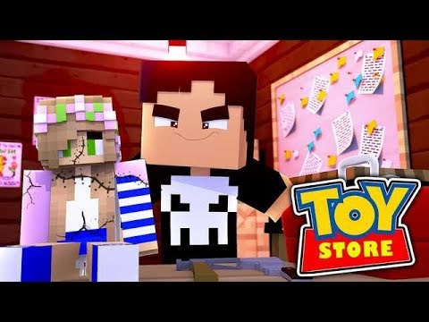 THE LITTLE KELLY DOLL IS OPERATED ON!! w/Little Carly (Minecraft Roleplay).