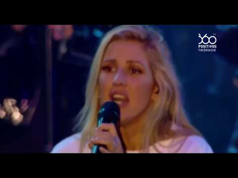 Ellie Goulding - Paradise (Positivus festival 2017 live)