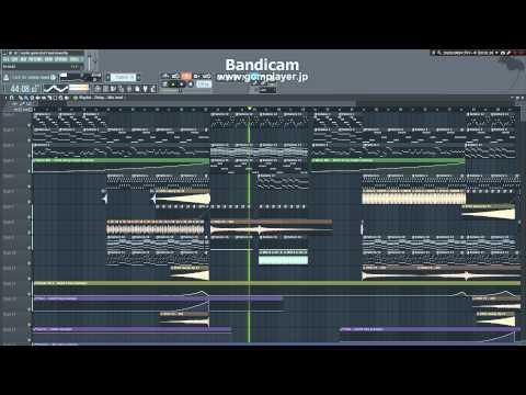 Martin Garrix - Dont Look Down Syohe Remake FL Studio+FLP