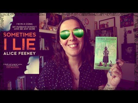 """""""Sometimes I Lie"""" de Alice Feeney & """"Britt-Marie Was Here"""" de Fredrik Backman Mp3"""