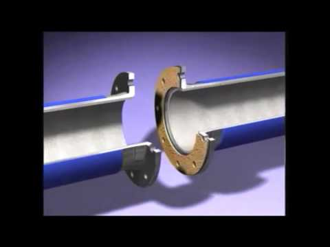 FLANGE PIPE JOINT