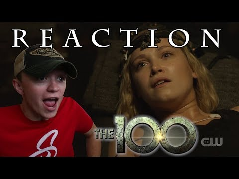 The 100 S6E10 'Matryoshka' REACTION