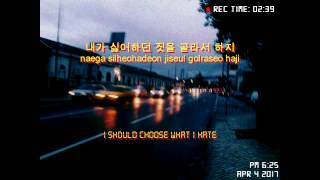 GIRIBOY (기리보이) — 고속 (HIGHWAY) (Prod. by Big Pie) [Han| Rom| Eng lyrics]