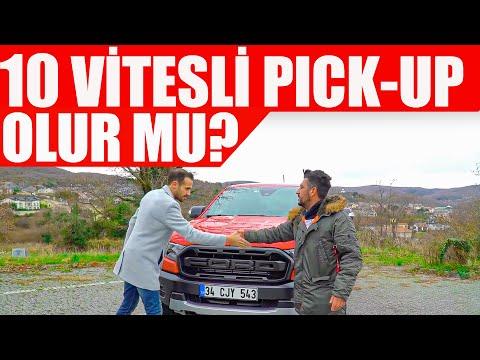 10 Vitesli Pick-up Olur Mu? | Ford Ranger Raptor