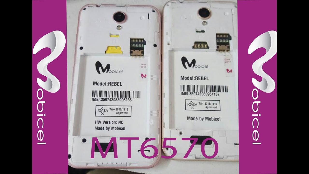 How To Flash Mobicel Rebel MT6570 6 0 and Free Firmware Download