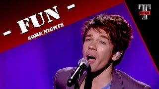 Fun. - Some Nights (Live On Taratata Nov 2012)