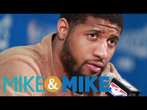 Paul George Is 'A Fraud' | Mike & Mike | ESPN