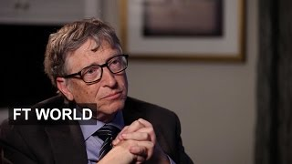 Bill Gates on the Apple and FBI privacy case | FT World