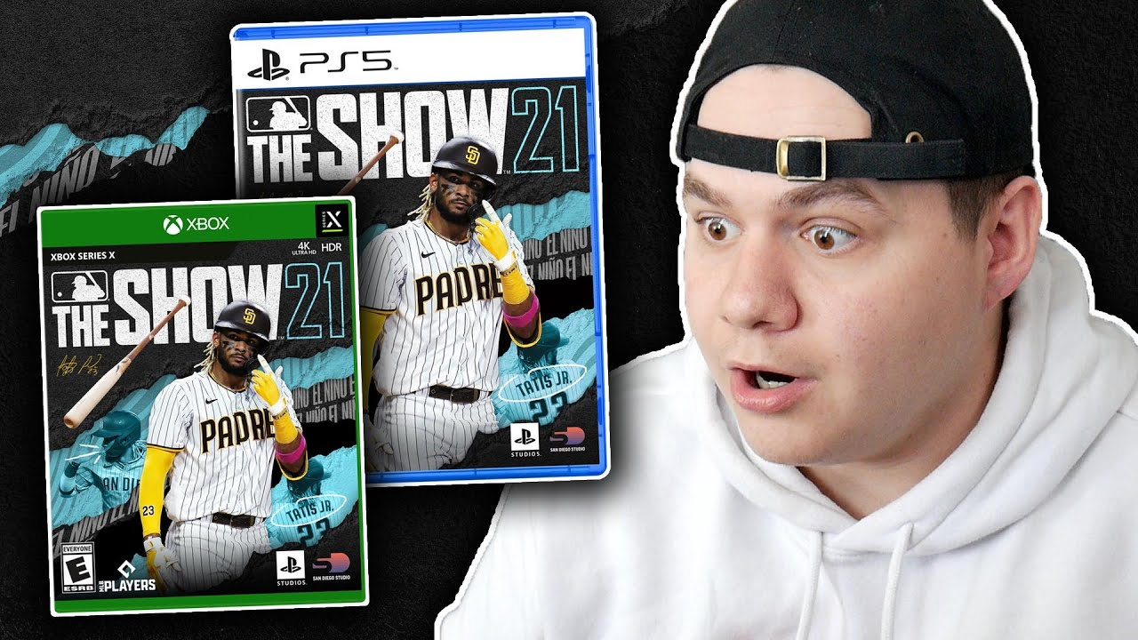 MLB THE SHOW 21 COVER REVEALED! (Release Date, New Features, Cross-Play, & More!)