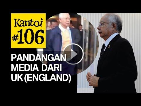 Famous: Giliran UK TV (England) - 1MDB Najib Razak Malaysia
