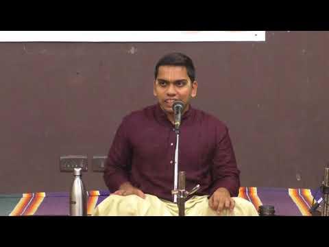 Pallavi Contest Concert – In memory of Suguna Purushothaman | G. Abilash