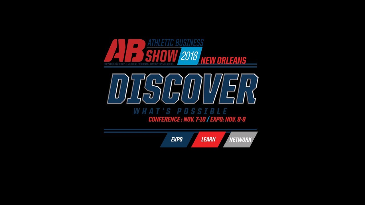 Athletic Business: 2018 Fitness Exhibitors - Athletic Business