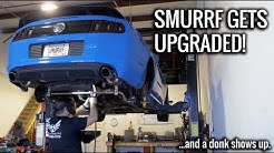 Fixing Why All Mustangs Crash (Other than the drivermod) - Watts Link Install!