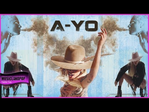 Lady GaGa A-YO New Music Video Edited 2017