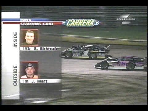 "2000 HAV-A-TAMPA ""Masters 100"" at Cedar Lake Speedway"