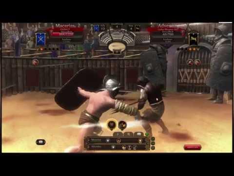 Gladiators Online: Death Before Dishonor - Erster Eindruck/First Impression