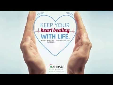 World Heart Day 2015 | Dr. Ziyad Ghazzal | American University of Beirut Medical Center (AUBMC)