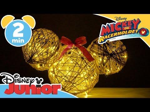 mickey-og-racerholdet-julepuslerier- -lampe-✨--disney-junior-danmark