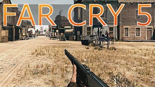 WELCOME TO FAR CRY 5! - Gameplay Reaction, Beta, SECRET Info, Co-op, Vehicles & Animals #FarCry5