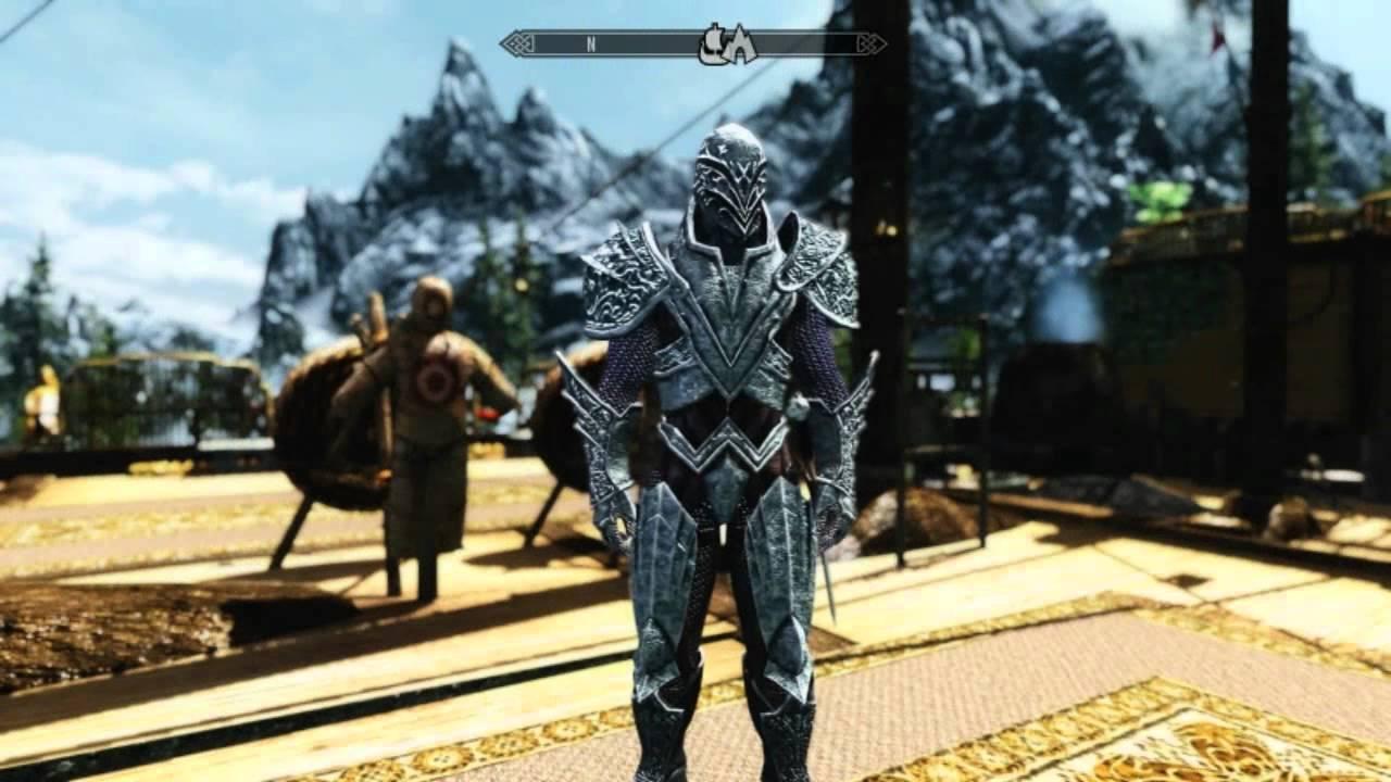 Seratic Armor Skyrim Youtube